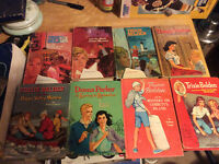 Lot of 18 HardCover Books Trixie Belden & Donna Parker 1960's