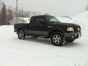 Ford Ranger FX4 Off Road 2006