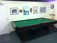 BILLIARDS TABLE 4 SALE