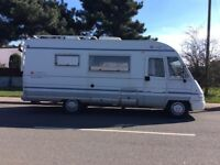 Pilote Galaxy 78MX Motor Home £12,000 ONO
