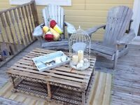 Cottage Style - Patio Table
