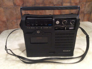 Sony Tape Recorder Portable made in Japan