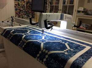 Sewing - Assistant to Longarm Machine Quilter