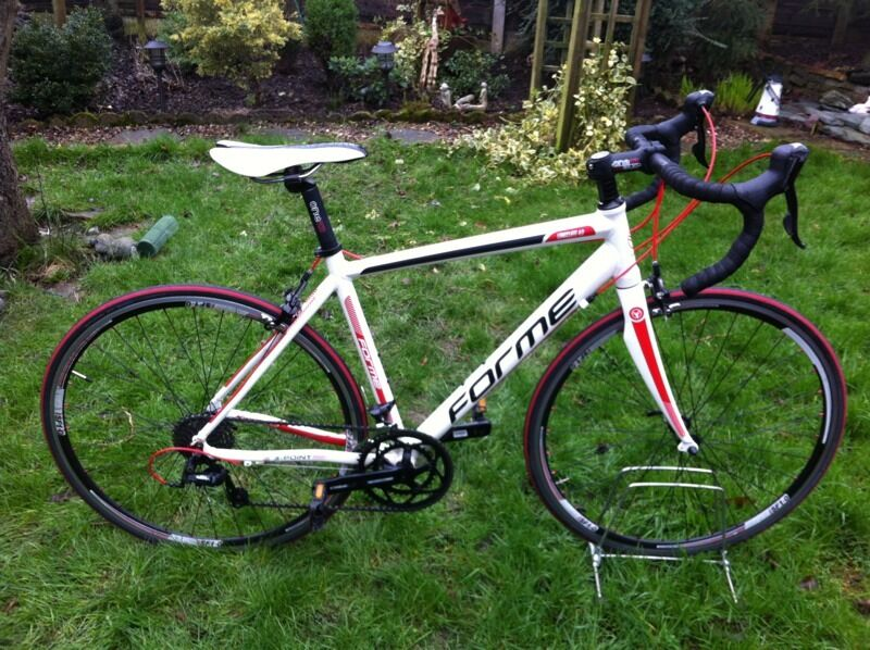 Forme Longcliffe 4 0 Road Bike 50cm Frame In Manchester Gumtree