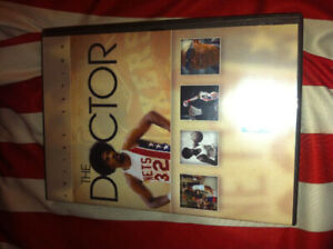The doctor,dr.j..life & Nba documentary,dvd