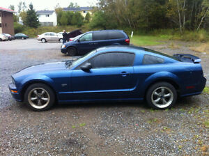 2007 Ford Mustang Yes Coupe (2 door)