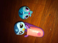 Littlest pet shop penguins
