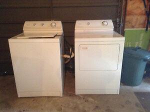 Maytag washer & dryer
