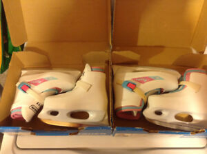 Lil Angel CTC Skates (2 pairs, 10/11 and 12/13)