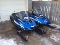 Pair of Summits for sale-REDUCED