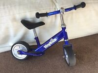 Unisex Tiny Bike balance bike