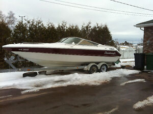 22ft thundercraft 6500obo (trades welcome)