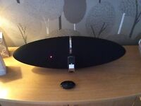 Bowers and Wilkins music system