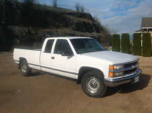 1998 Chevrolet C/K Pickup 2500 Silverado Other