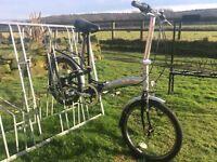 Apolla folding bike lightweight
