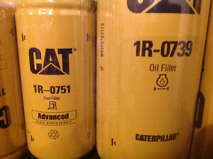 Cat Truck Engine Filters