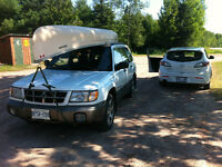 2000 Subaru Forester Limited (Loaded) SUV