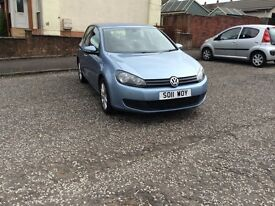 VOLKSWAGEN GOLF TDI BLue motion (11reg)