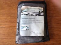 Genuine Mercedes ice and summer windscreen cover