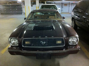 1978 Ford Mustang ll Ghia
