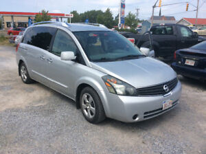 2007 Nissan Quest SE Pre X-Mas Sale from $3500 to $2000.00