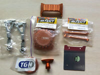 RC HPI Baja 5b 1/5 Scale All HD Heavy Duty Alloy Parts (unused)