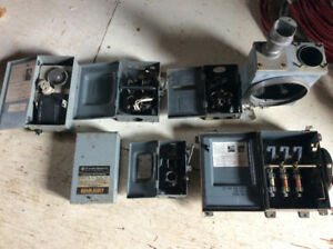 Power boxes and timerbox