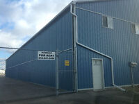 Hangar space for Rent