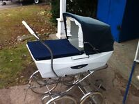 Prego antique stroller