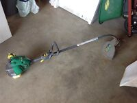 Weed eater Max 25cc gas trimmer