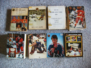 NHL OFFICIAL GUIDE AND RECORD BOOKS Cornwall Ontario image 4
