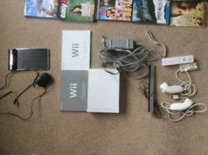 Nintendo Wii and games