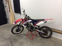 Motocross Honda CRF 450 2010