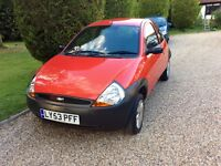 Ford ka only 44000 fsh 1 lady owners