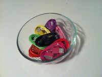 **** Candy coloured iPhone charger for iPod iPhone iPads***