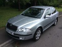 2007 Skoda Octavia 1.9 TDI-12 months not-2 owners-full history-superb economy