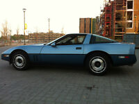 1985 Corvette 38,000Km Immaculate Condition