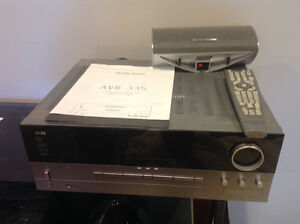 Harmon kardon amp w speaker package
