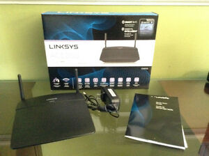SMART Linksys AC1200 Router London Ontario image 2