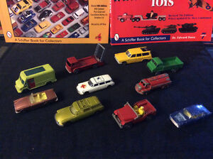Husky diecast cars and budgie tanker spares and restoration