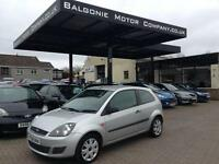 2008 08 FORD FIESTA 1.25 STYLE CLIMATE 3DR