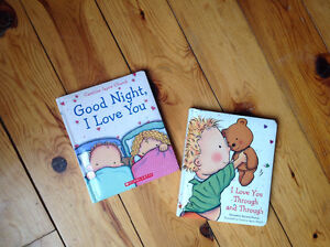 Bedtime read alouds. Set of 2.
