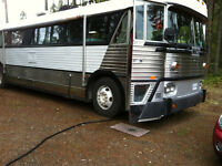 1963 35' Converted MCI Bus