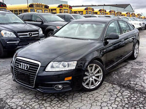 2010 AUDI A6 S-LINE | ACCIDENT FREE | 36 MONTHS WARRANTY