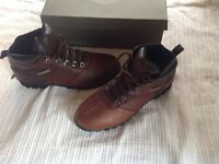 BRAND NEW TIMBERLAND MENS SPLITROCK 2 BROWN SIZE 11 (45.5) BOOTS. OFFERS WELCOME