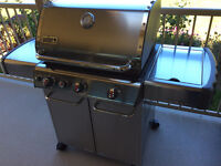 WEBER Natural Gas Barbecue