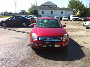 2009 Ford Fusion Sedan SAFETY  $4500 + HST