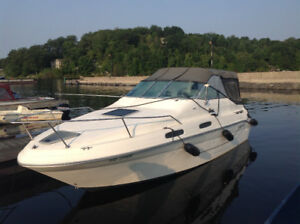 23' Sea Ray w Trailer and everything!