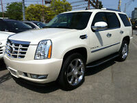"2007 CADILLAC ESCALADE AWD - 3RD ROW / NAV / DVD / 22"" WHEELS"