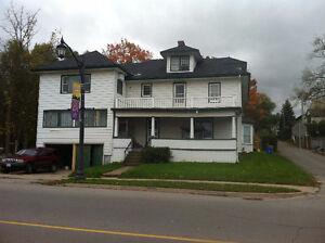 Beamsville 2 bedroom + livingrm unit-Town Ctr convenient complex